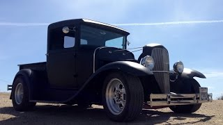 """ The California Kid"" - Hot Rod 31 Ford Truck"