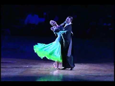 Arunas Bizokas and Katusha Demidova Slow Foxtrot. .wmv
