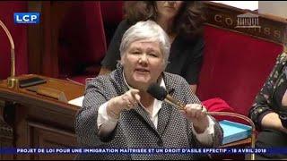 À l'Assemblée, la nuit de débats mouvementés sur la loi asile et immigration