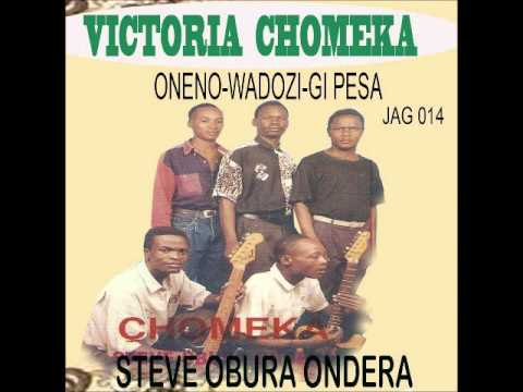 Oneno Wadozi Gi pesa - Victoria Chomeka