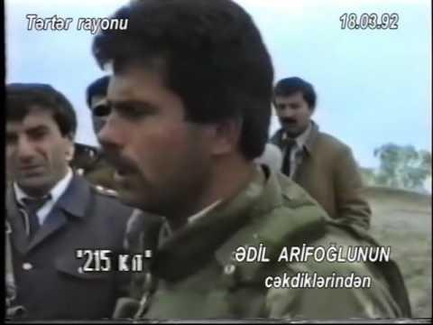 QARABAG DOYUSLERI... TƏRTƏR RAYONUN AĞIR GÜNLƏRİ 1992-Cİ İL