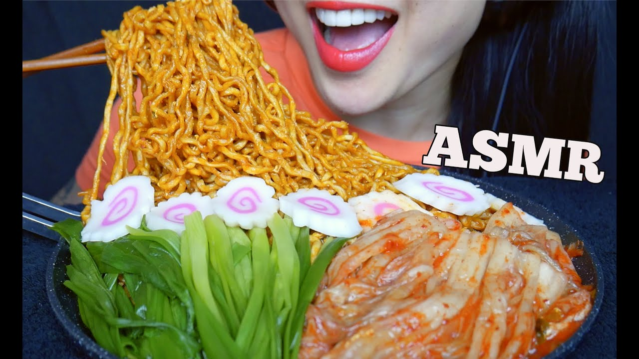 Asmr Spicy Noodles Kimchi Green Onions Fish Cakes Eating Sounds No Talking Sas Asmr Youtube Her birthday, what she did before fame, her family life, fun trivia facts with more than 2.2 billion total video views, sas became a youtube phenomenon specializing in eating. asmr spicy noodles kimchi green onions fish cakes eating sounds no talking sas asmr