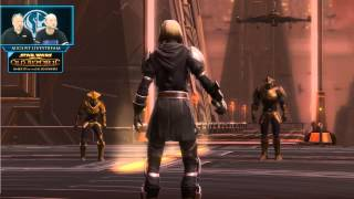 SWTOR Knights of the Fallen Empire Gameplay Livestream