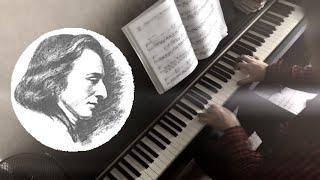Chopin Revolutionary Etude / Революционный этюд