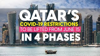 Qatar announces the gradual lifting of restrictions of Covid-19