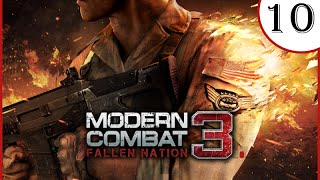 Modern Combat 3: Fallen Nation (v1.1.2) Mission 8 [720p]
