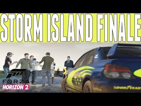 Forza Horizon 2 Storm Island Finale Race : Storm Island Easy 1,000,000 Credits!