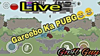 Mini Militia Live | Pro Subscribers Ki Jung | Me Vs Top MM Players | Dead AF | Subscribe & Join Me