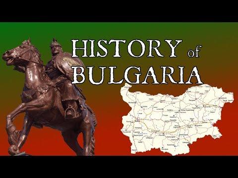The Bulgars & Bulgarians: History of Bulgaria