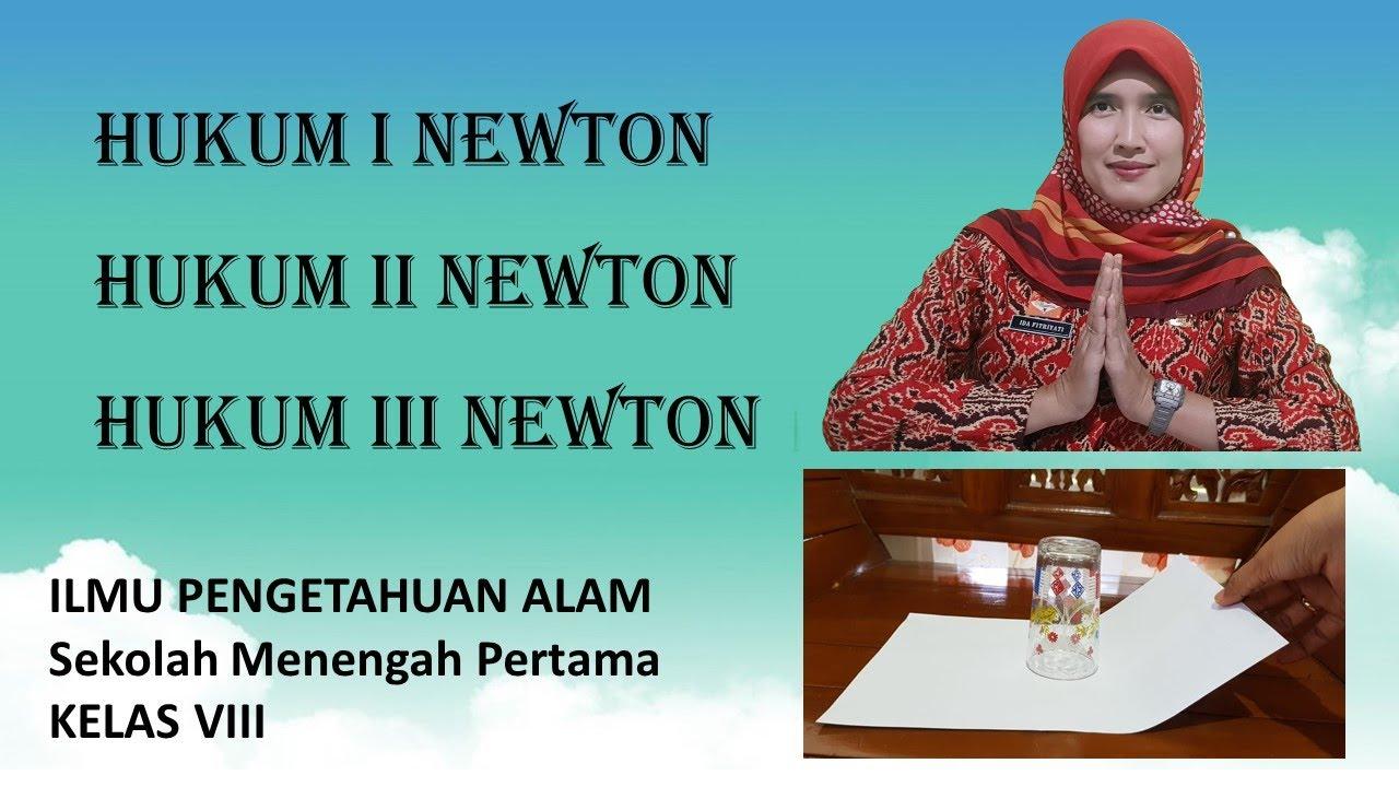 Contoh Peristiwa Yang Menunjukkan Berlakunya Hukum Ii Newton Adalah Temukan Contoh Cute766