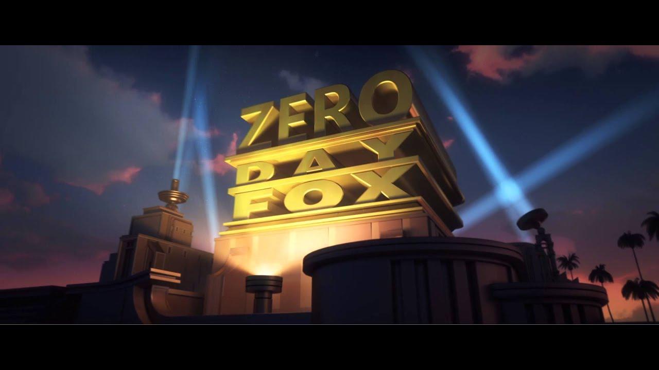 zero day fox logo 2014 2351 youtube
