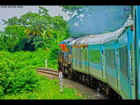|IRFCA| A short Journey Compilation from GHY to LMG by Shatabdi Express