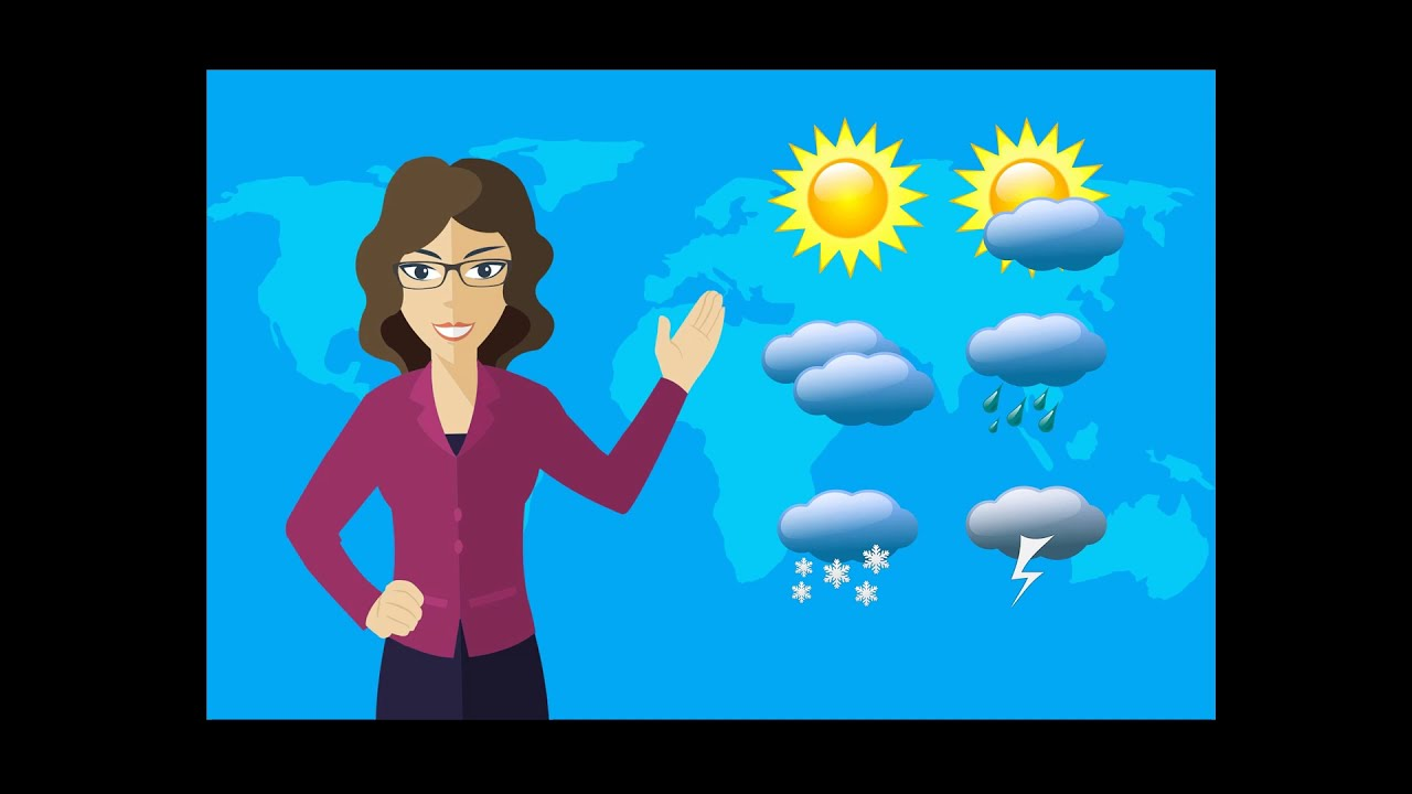 Fast Fact! National Weatherperson's Day!