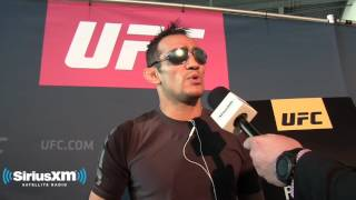Tony Ferguson: 'I Just Can't Wait to Derail This Hype Train'