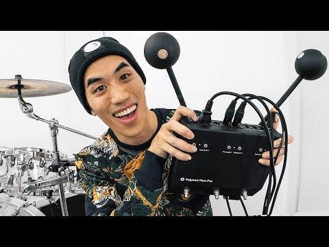 Crazy Fast Robot Drummer