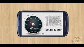 Обзор и испытание шумомера для смартфона