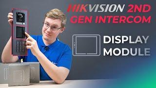 HIKVISION DS-KD-KP vidéo