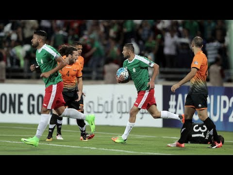 Al Wehdat vs Al Wahda (AFC Cup 2017: Zonal Semi-final 2nd leg)