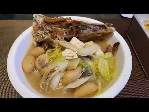 One Pot Dish - Fish Soup