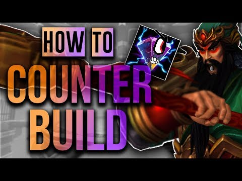 SMITE: How To Counter Build