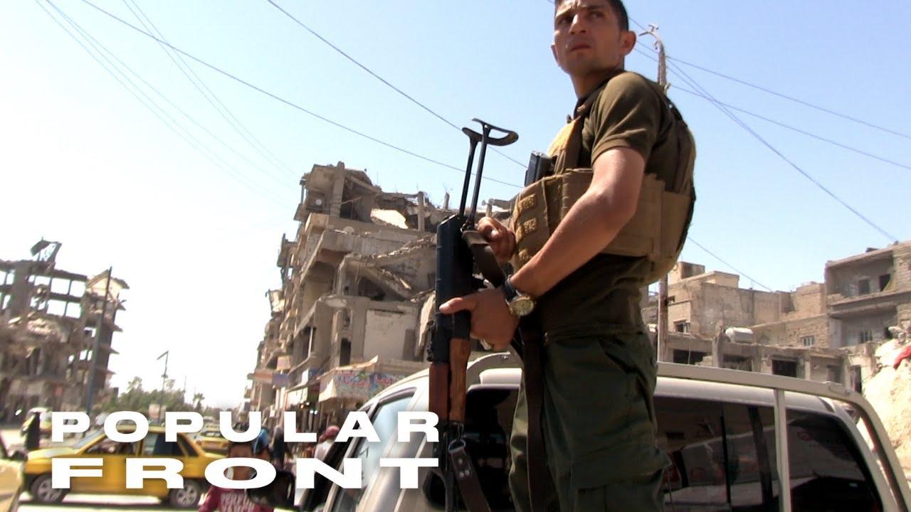 Raqqa Patrol: Guarding Against ISIS Sleeper Cells
