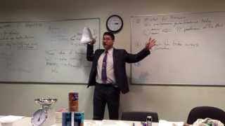 Accounting Theory - Final Exam Revision