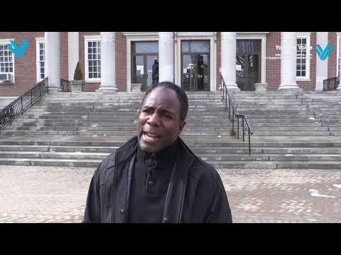 Andre Wallace speaks about Mayor Richard Thomas arrest