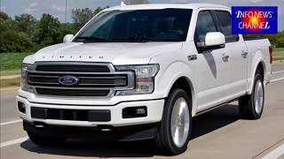2019 FORD F150 CHANGES