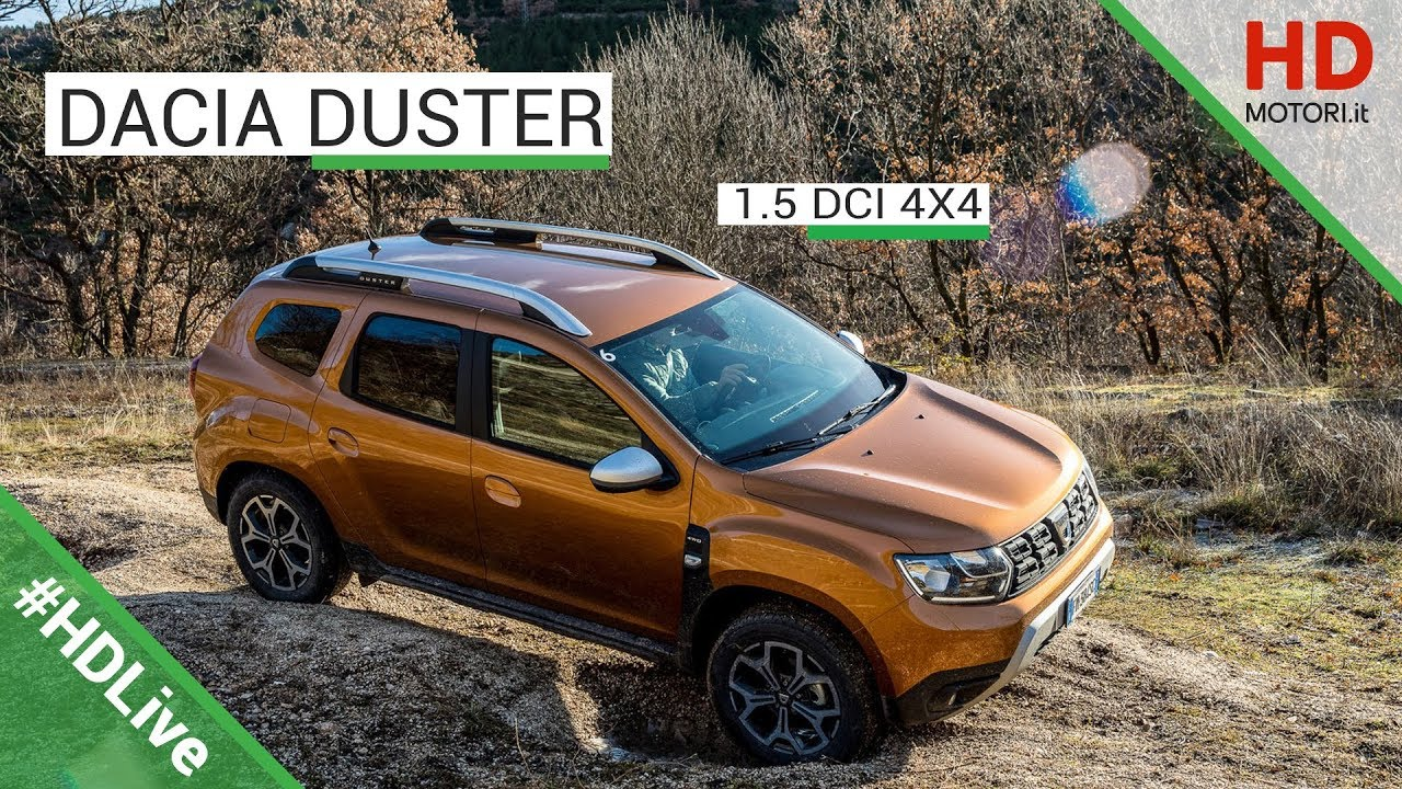 dacia duster 2018 test drive 1 5 dci 4x4 in fuoristrada youtube. Black Bedroom Furniture Sets. Home Design Ideas