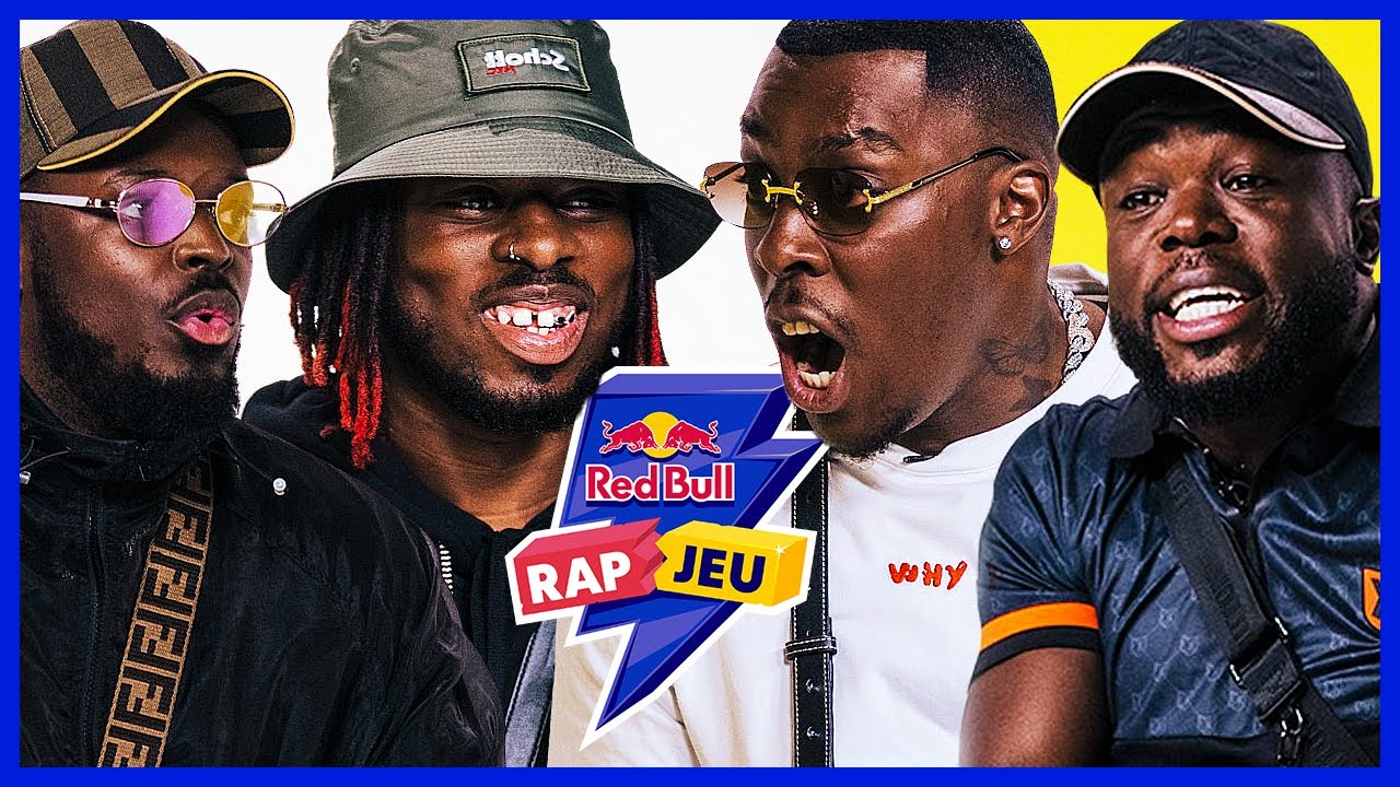 Bolémvn & KeBlack vs Joé Dwèt Filé & LaJolvance - Red Bull Rap Jeu #49