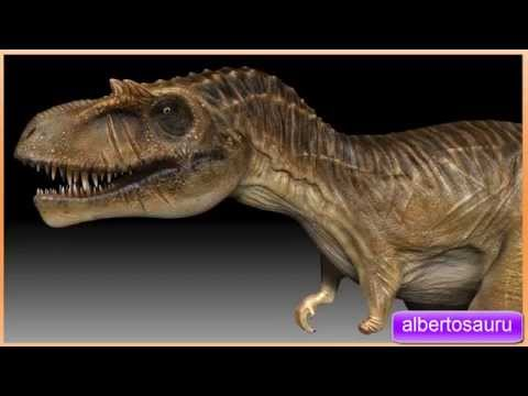 efeito sonoro de dinossauro, albertosaurus - sound effect dinosaur, albertosaurus - 効果音恐竜、アルバートサウルス