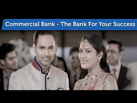 Commercial Bank - The Bank For Your Success