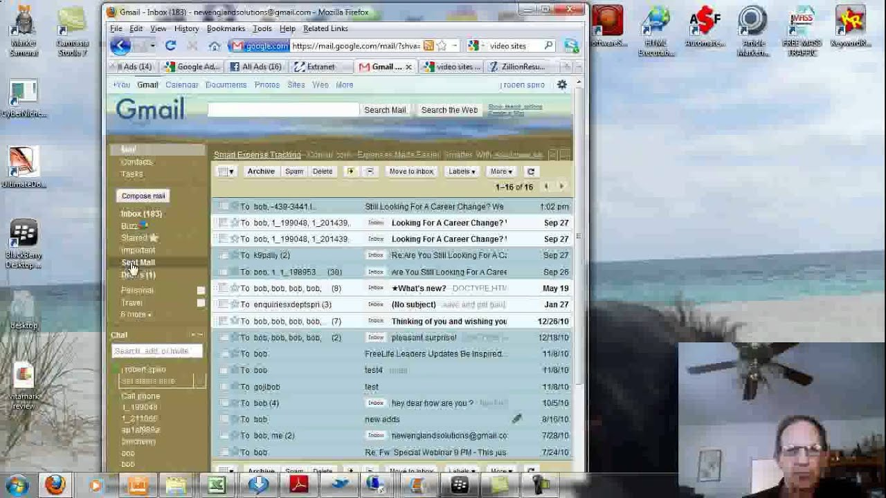 How To Use Public Resume Databases For MLM Lead Generation - YouTube