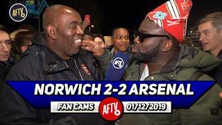 Norwich 2-2 Arsenal | Martinelli Should Be Starting! (Kelechi)