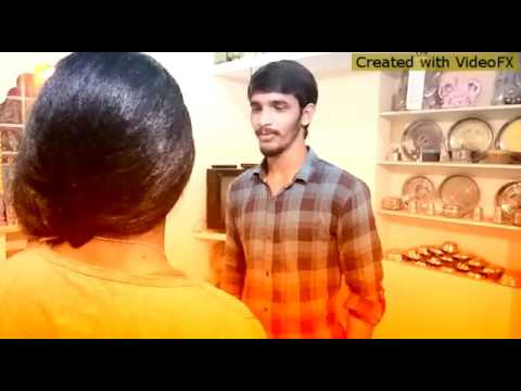 Cinema chupistha mama  love proposal video edit by srikanth