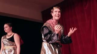 Love and Despair Program 2: Tamora clip 1, Titus Andronicus Act 4 Scene 4 (Arrows scene) (8pm show)