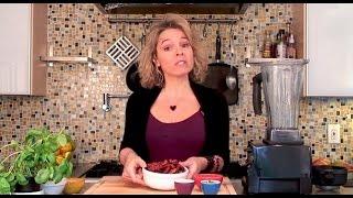 Sun-dried Tomato Pesto Recipe—lycopene To Prevent Prostate Cancer