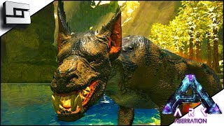 ARK ABERRATION! TAMING A RAVAGER! ( Ark Aberration Gameplay Ep 2 )