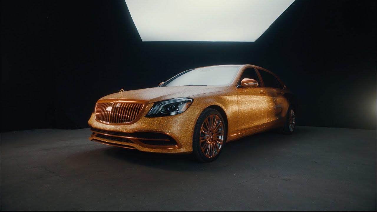 Mercedes Benz X The Cinderella Movie