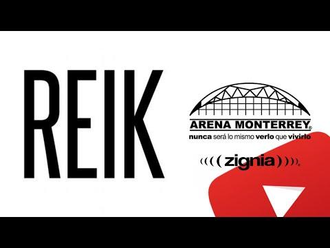 Reik - Tour DesAmor en Arena Monterrey 2016