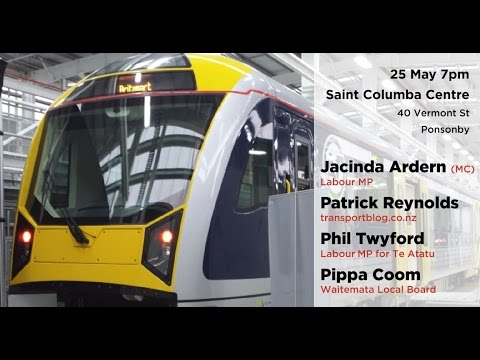 The Future of Transport in Auckland (2)