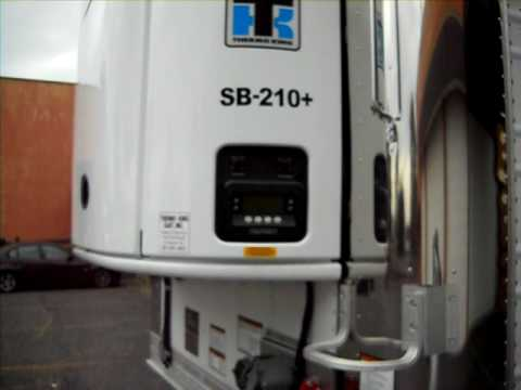 New 2011 Great Dane Trailer Thermo King Sb210