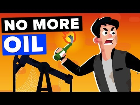 What If The World Ran Out of Oil Tomorrow?