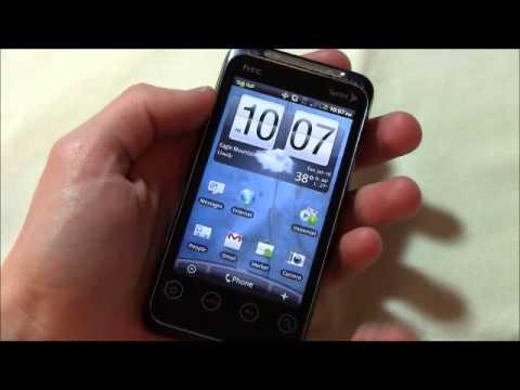 Sprint HTC EVO Shift 4G Review