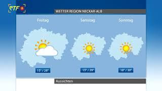 RTF.1-Wetter 05.08.2020
