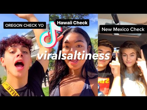 All 50 states in alphabetical order check! Tik tok compilation 2019