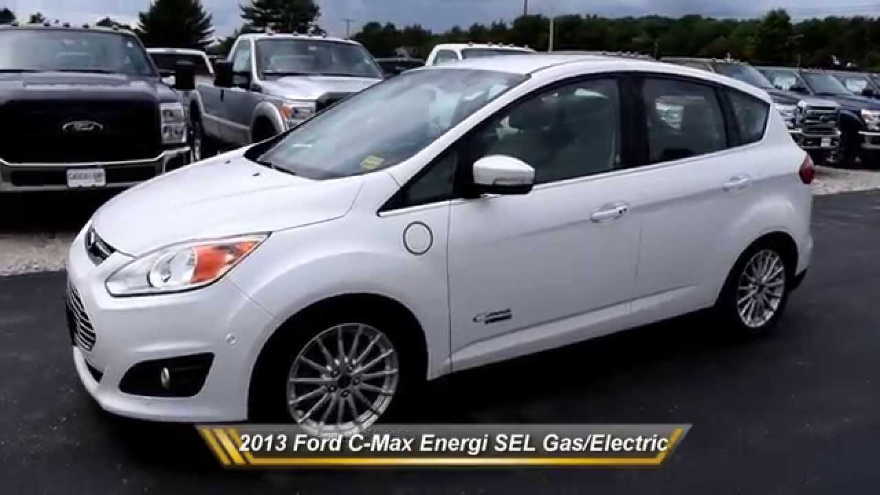 2017 Ford C Max Energi Sel Gas Electric Walk Around