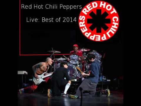 Red Hot Chili Peppers Live: Best of 2014