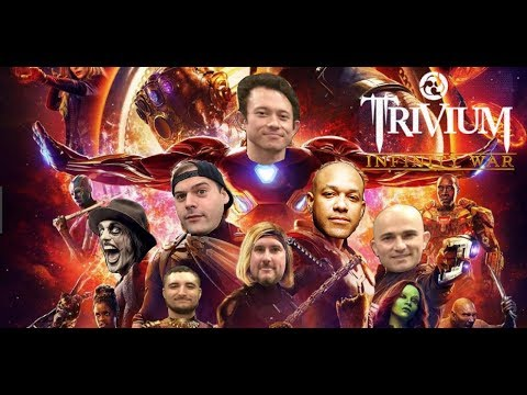Trivium Live featuring Howard Jones, Johannes Eckerström, Jared Dines - Edmonton, AB