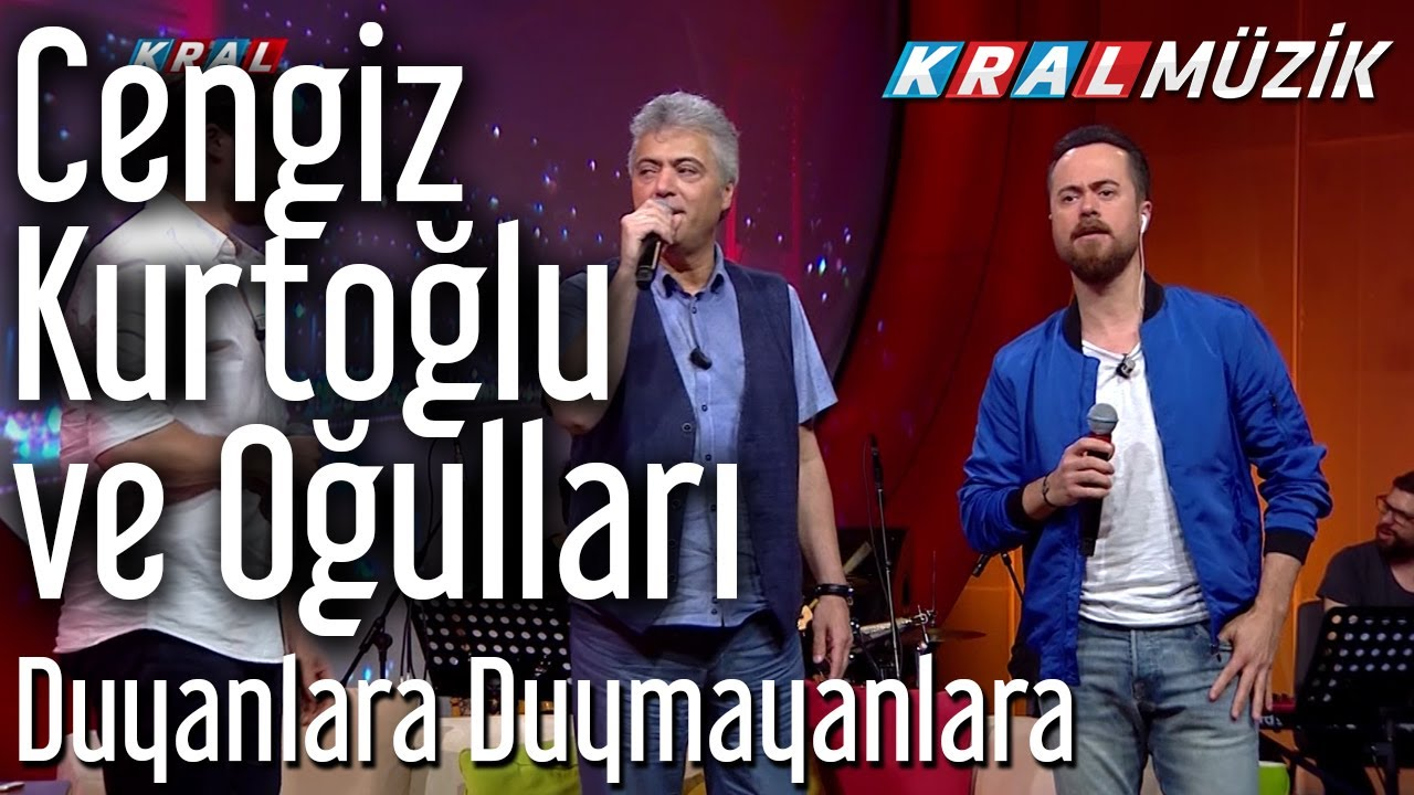 Cengiz Kurtoğlu ve Oğulları - Duyanlara Duymayanlara (Mehmet'in Gezegeni)